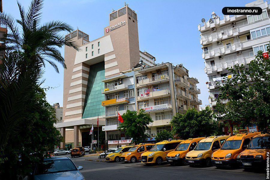 Анталия отель Рамада