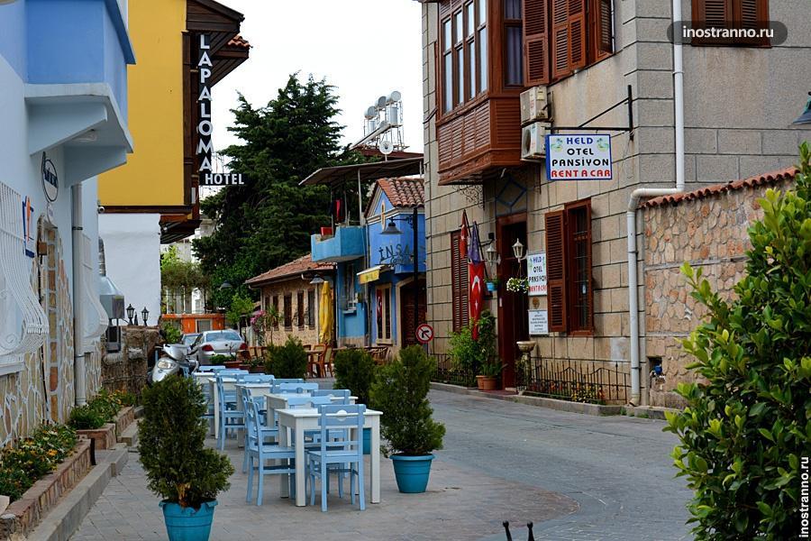 Ресторан в Анталии