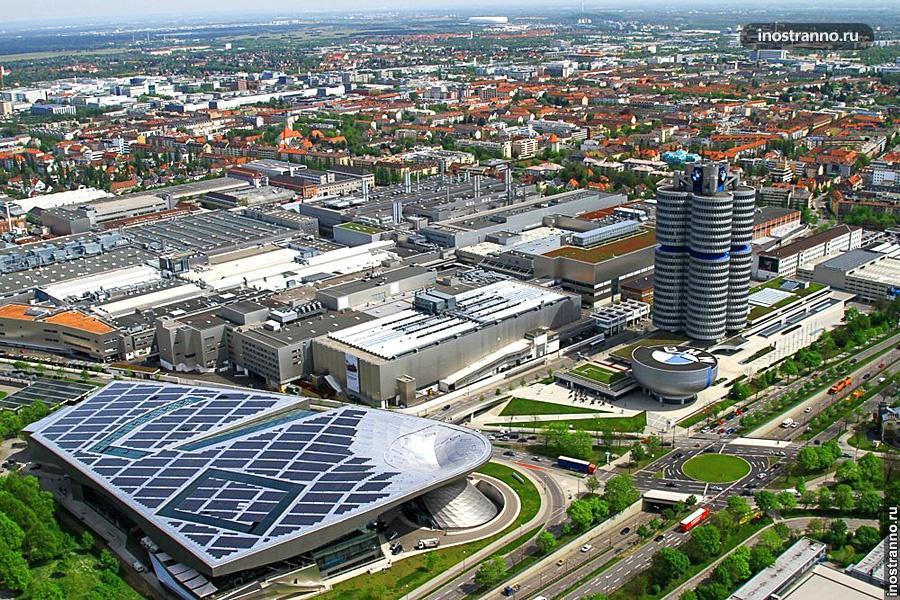 Индивидуальные экскурсии по Мюнхену