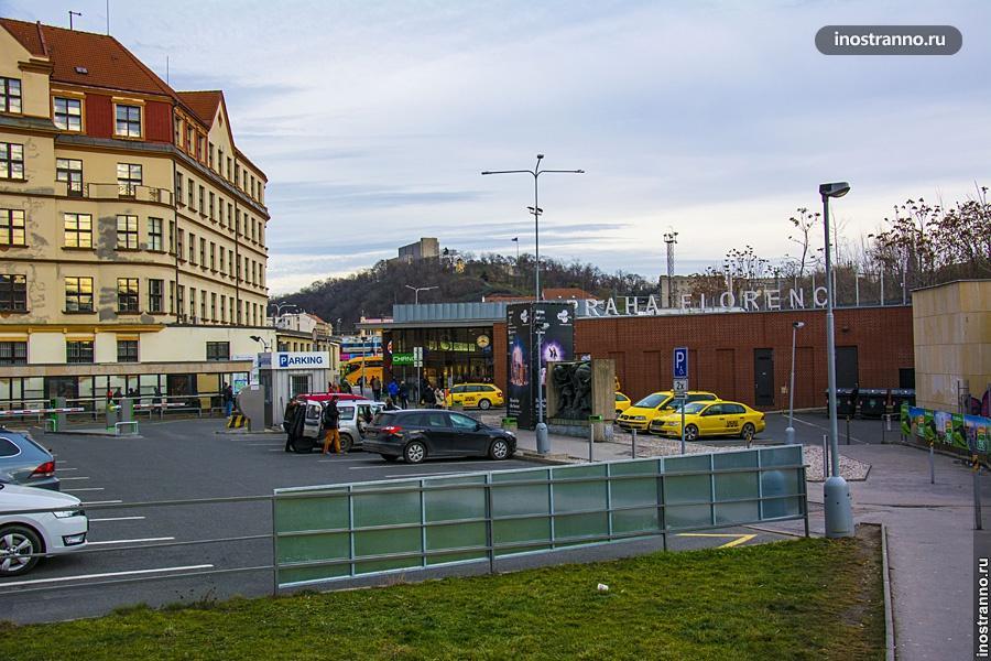 Автовокзал Флоренс