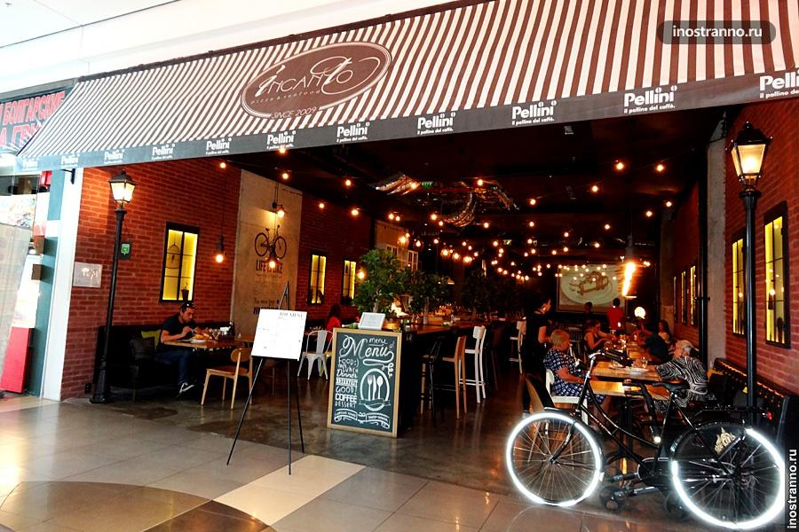 Ресторан Incanto в Бургасе
