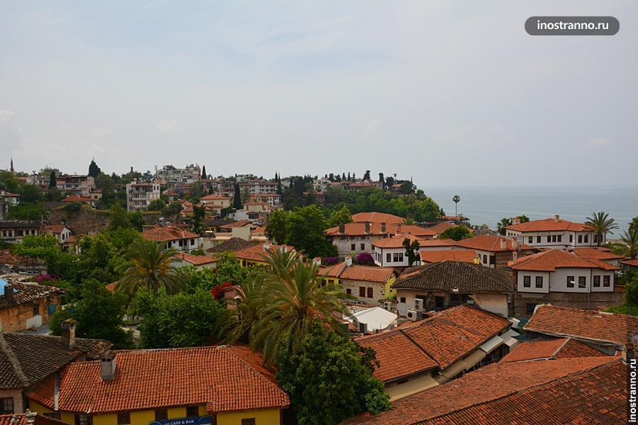 Панорама Анталии
