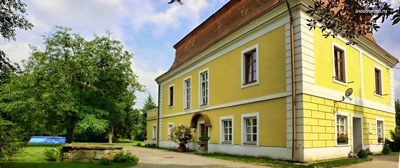 Замок на продаже в Чехии