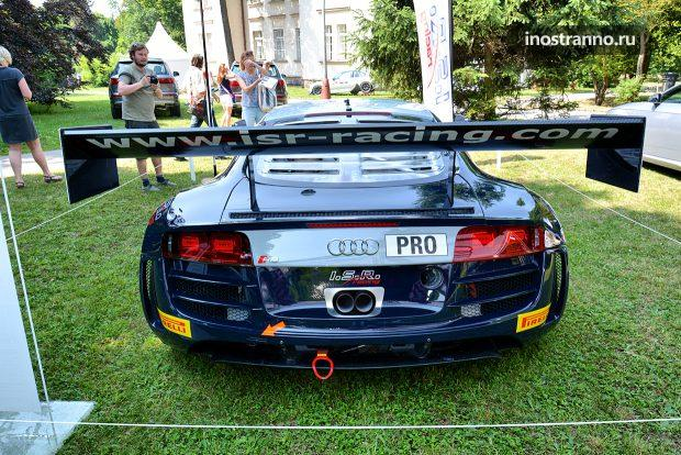 Audi R8 for Racing