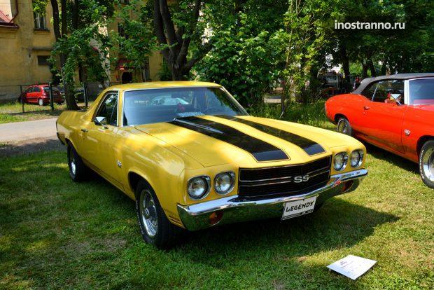 Chevrolet El Camino 1970
