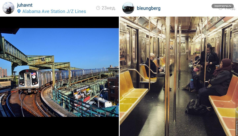 Метро Нью-Йорка, поезда