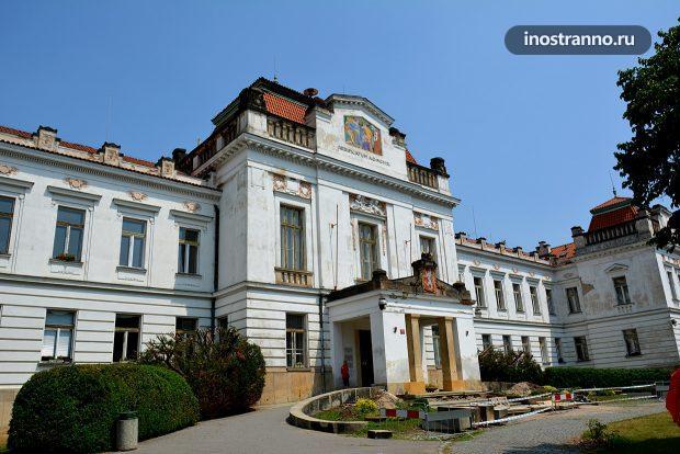 Психиатрическая больница в Праге