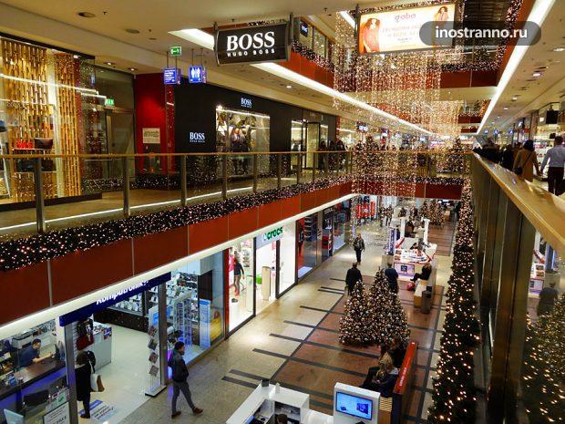 Торговый центр в Польше