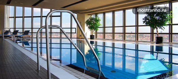 Отель в Праге с бассейном Corinthia Hotel Prague