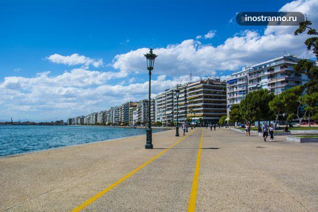 Греческий город