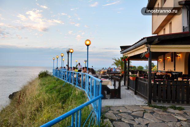 Ресторан в Болгарии