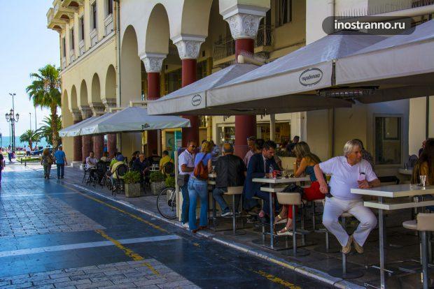 Ресторан в Салоники