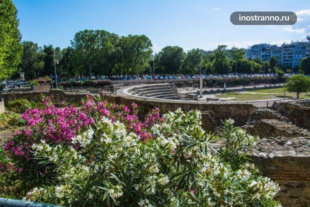 Греческие руины