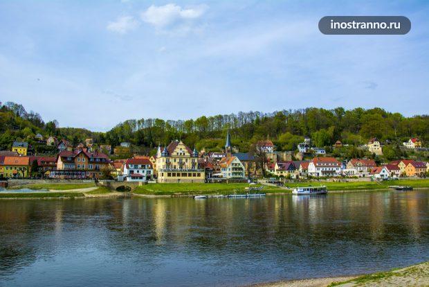 Штадт-Велен город в Саксонии, Германия