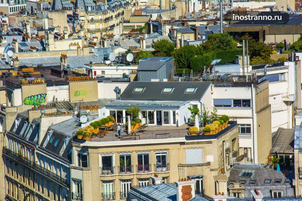 Элитная квартира в центре Парижа