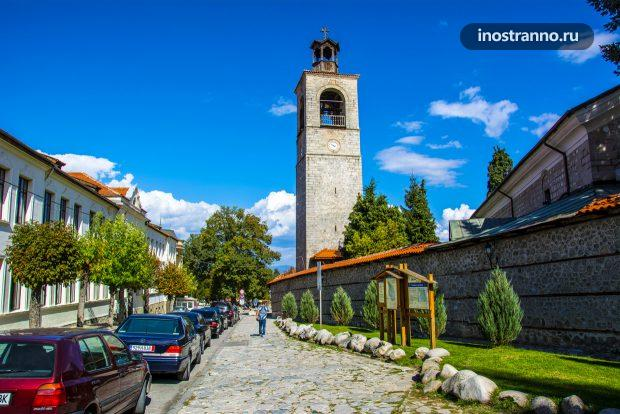 Центр города Банско