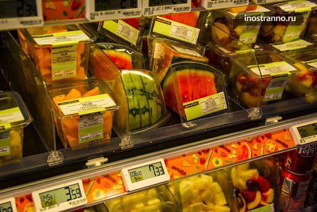 Цены на едуу в Париже
