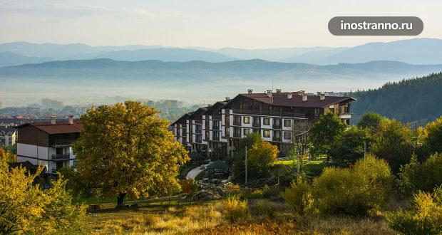 Альтернатива Альпам – горнолыжный курорт Банско в Болгарии