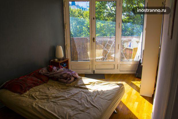 Снять апартаменты в Париже