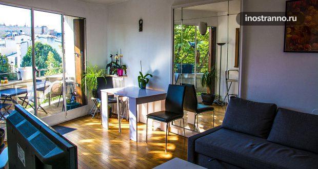 Как выбрать оптимальный вариант жилья в Париже?