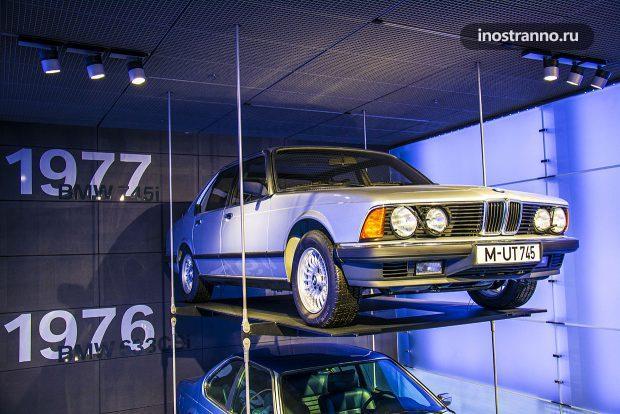 BMW 745i 1977