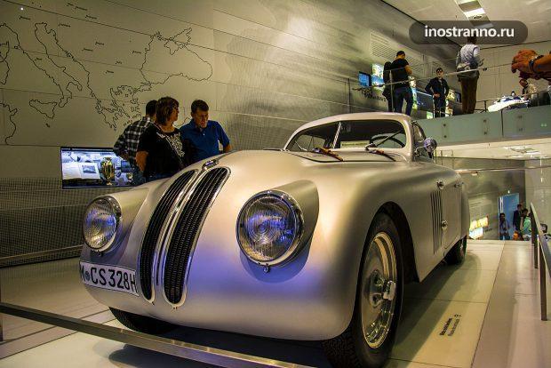 BMW CS 328 H