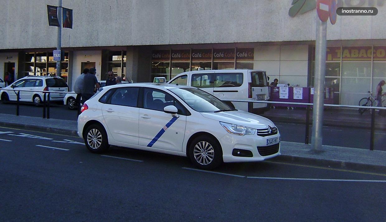 Такси в Малаге и трансфер из аэропорту