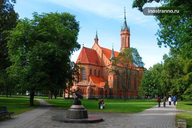 Курорт Друскининкай, Литва
