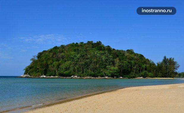Пляж Бангтао на Пхукете