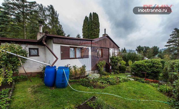 Дачный дом в Чехии
