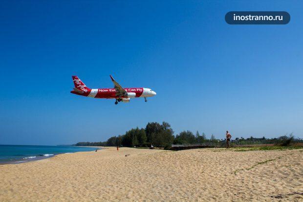 Пляжи Май Кхао и Най Янг Пхукет
