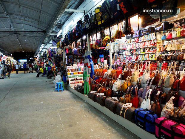 Уличный рынок на Пхукете