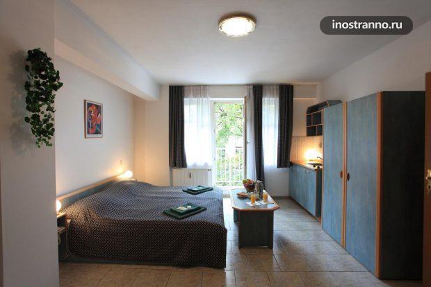 Отель Amadeus Hotel в Праге