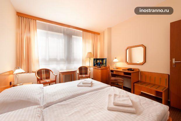Отель Olsanka в Праге
