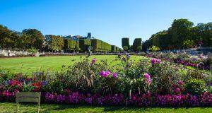 Парки и сады Парижа