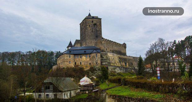 Замок Кост в Чешском Рае