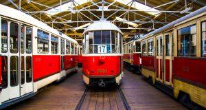 Музей Общественного Транспорта в Праге