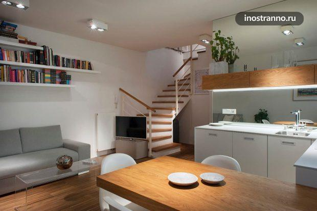 Посуточная аренда квартиры в Праге
