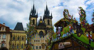 Пасхальные рынки в Праге