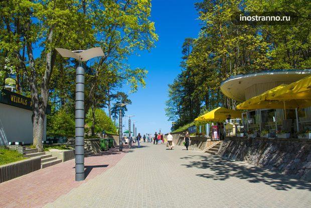 Латышский курорт Юрмала