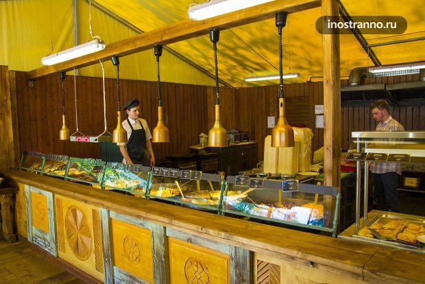 Ресторан Lido в Риге