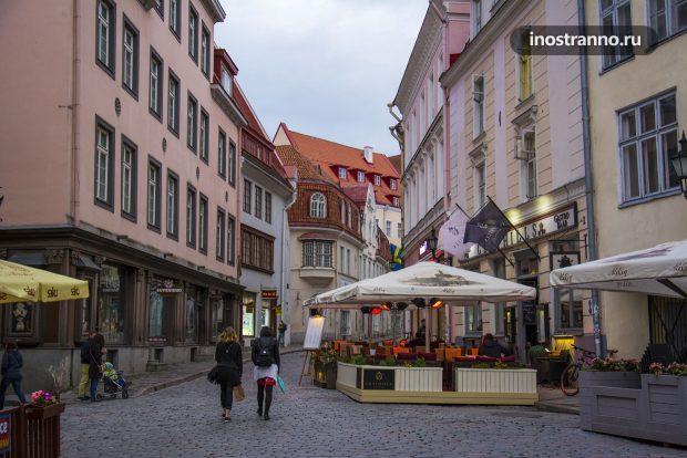 Европейские улицы