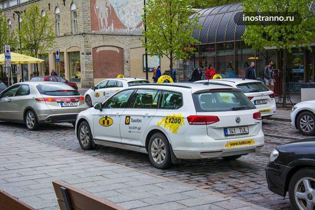 Такси Таллина