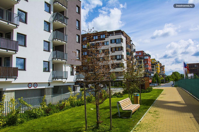 Хорошая квартира для аренды в Праге
