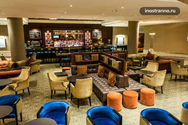 Отель Prague Marriott в Праге