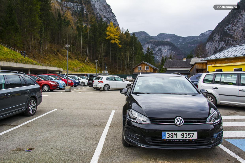 Аренда автомобиля в Чехии