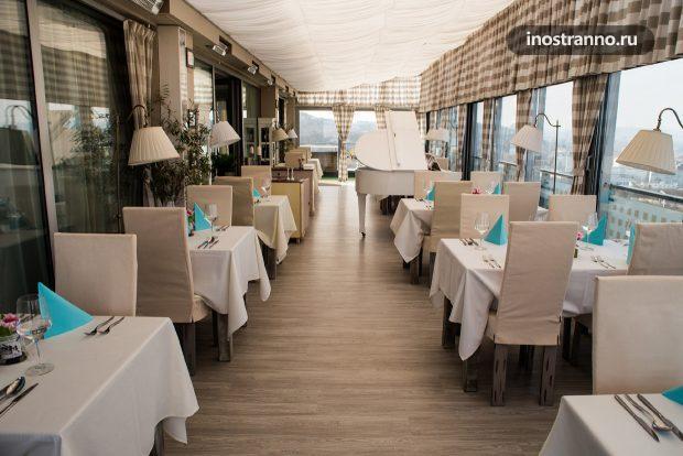 Balu Kitchen ресторан в Праге с морепродуктами