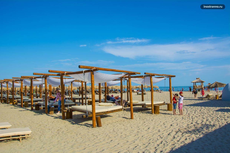 Пляж Венид Бич в Святом Власе