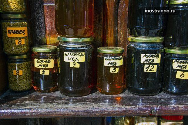 Болгарский мед