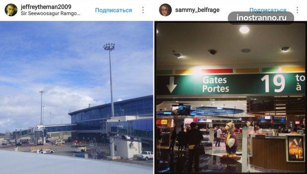 Международный аэропорт Маврикия имени сэра Сивусагура Рамгулама